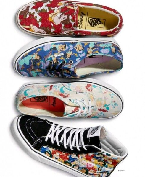 Disney Vans coming soon! Available in June 2015 - correction, they are available now!!! Want them all!!
