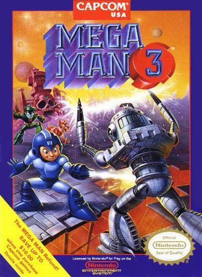 Mega Man box art: a retrospective of spite | GamesBeat | Games | by bitmob