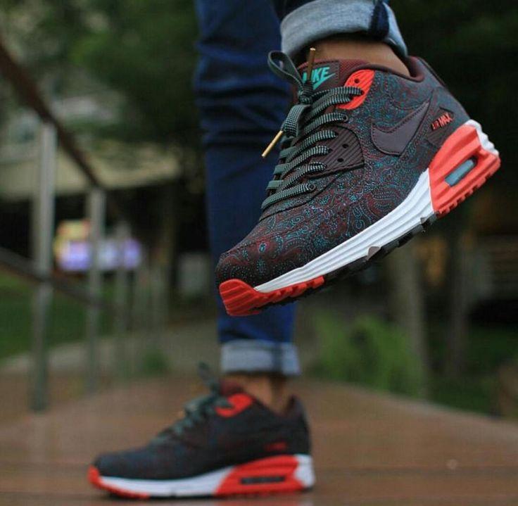 timeless design 9895c dac8d Nike Air Max Lunar 90 httpbit.lyNike- 707 best Sneakers I Love images on  Pinterest Air jordans, ...