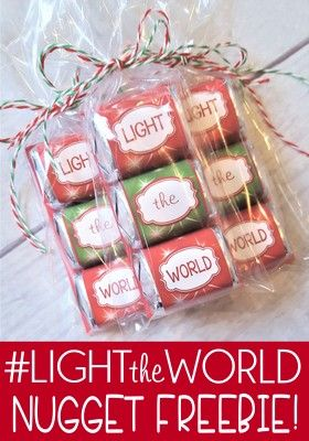 "My Computer is My Canvas: #LIGHTtheWORLD with ""Our Gift to the Savior"" Printables!"