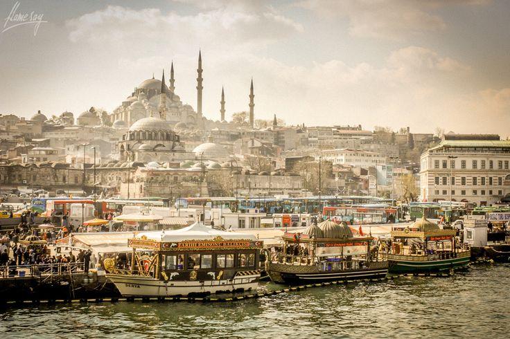 Estambul by Samuel Alfonso on 500px