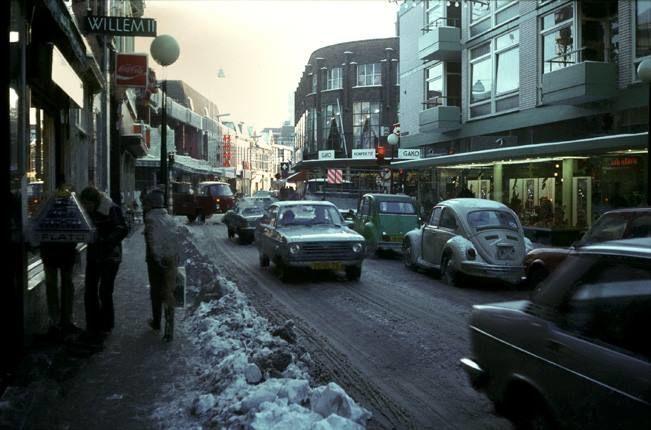 Heurne Enschede (jaartal: 1970 tot 1980) - Foto's SERC