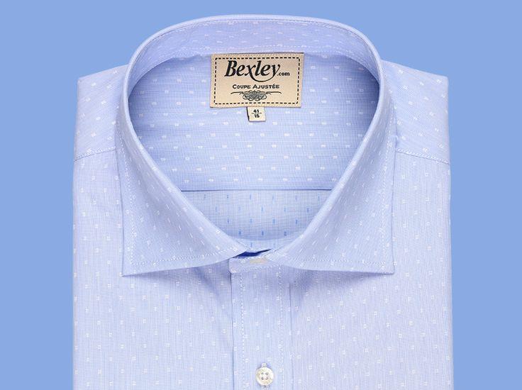 Chemises décontractées coton Bexley