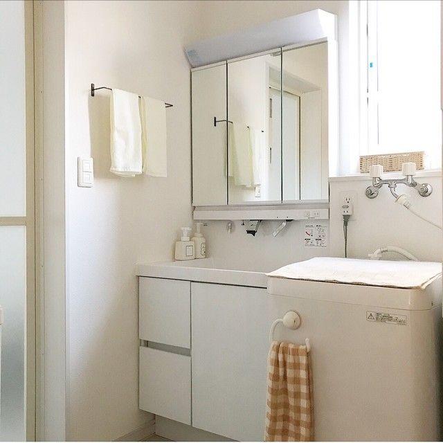 原状回復ok 洗面台を木のぬくもり溢れる南欧風に簡単リメイク リメイクシート 洗面台 トイレ おしゃれ
