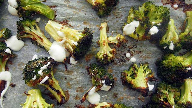 Roasted Broccoli   Pieczone brokuły   #broccoli #broccoliroasted #brokuły #broccoli #recpies