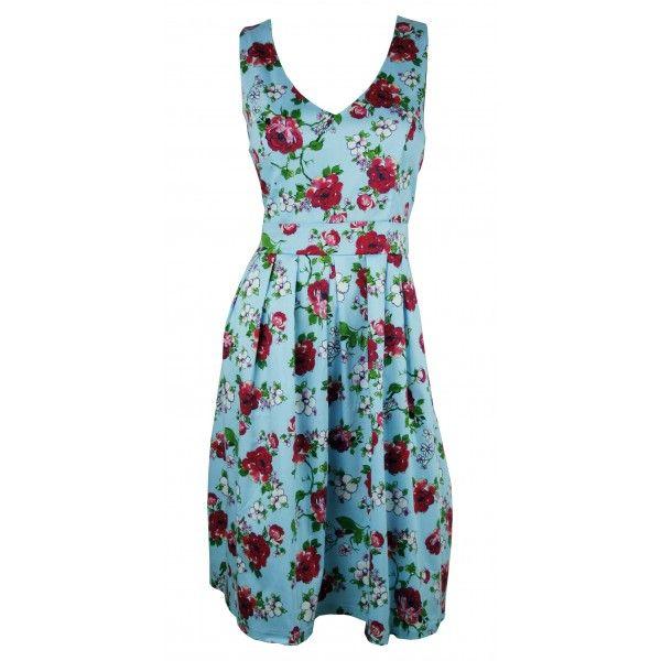 Sanio Floral Party Dress