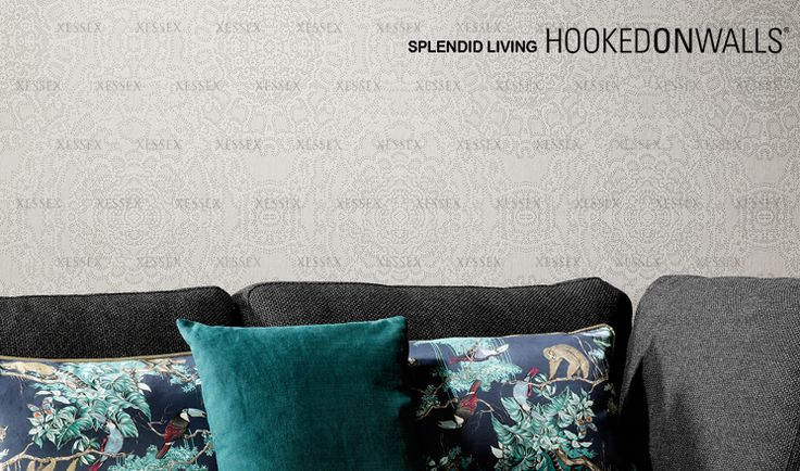 Splendid Living by Arte (Visit www.xessex.com.sg for the latest ranges and collections!) #interior #design #Xessex #interiordesign #wallpapers #wallcoverings #GoodDesign #PoshLiving #mylar #mosaic