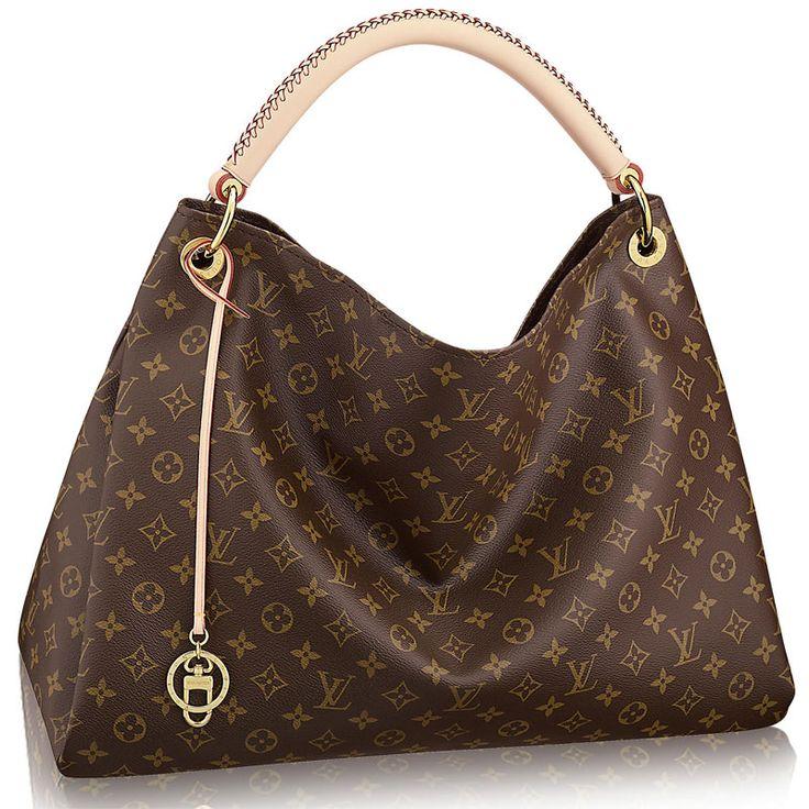 """Artsy MM Louis Vuitton Monogram Je suis un peu moins bag-a-holic qu'avant mais je pourrais parfois """"craquer"""" encore !?!"""