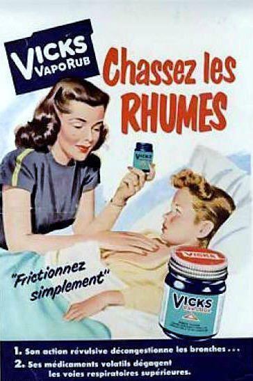 Vintage Vicks VapoRub