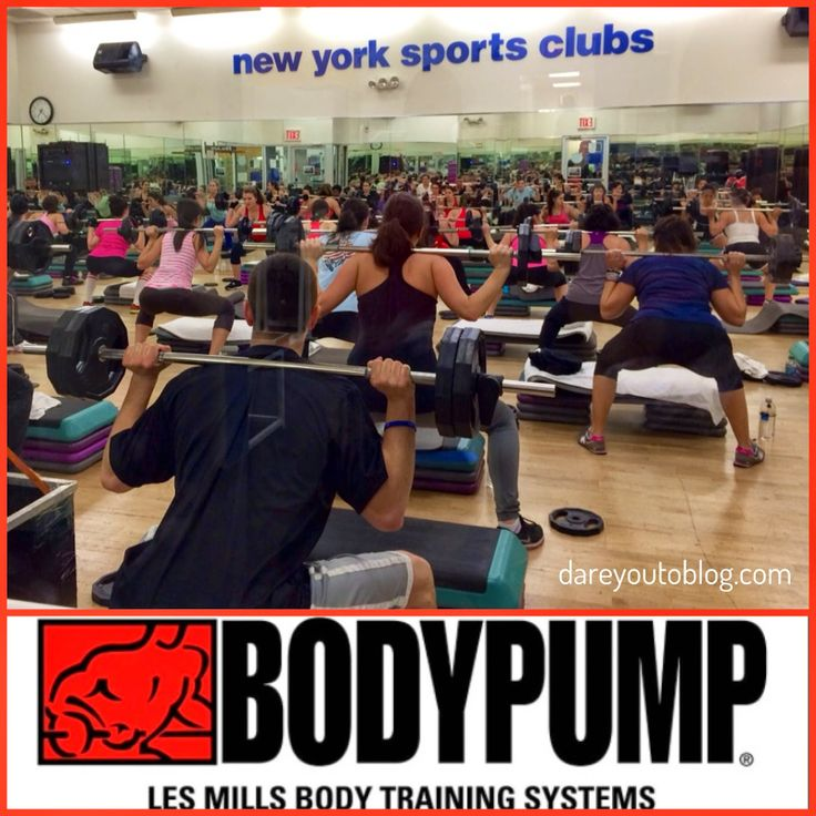 Dare You To...: #BODYPUMP! A recap of Meredith's first BodyPump class from Les Mills. #FitFluential #workout