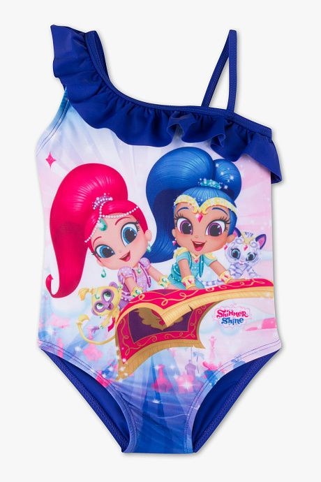 db69948646 Shimmer & Shine - swimsuit – comfy fashion, great prices | C&A | PAW Patrol  Shopping | Swimsuits, Fashion, Swimwear