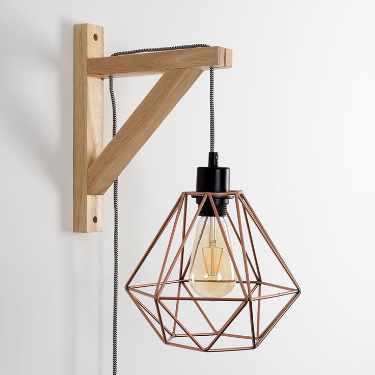 Angus Industrial Wall Light