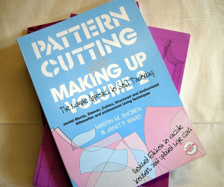 Martin M. Shoben and Janet P Ward. Pattern Cutting and Making Up Book available at williamgee.co.uk. We stock a variety of books for your enjoyment!