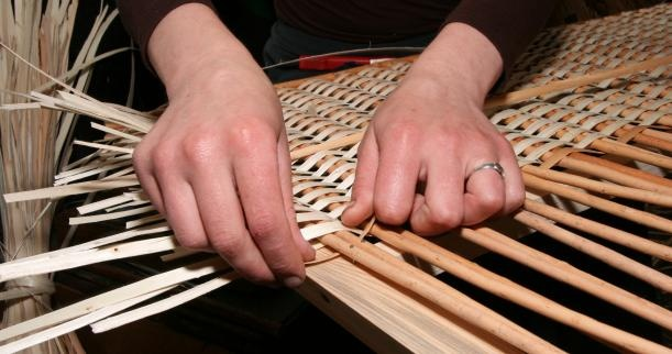 -Supplies Necessary to Make Willow Baskets | Home & Garden Ideas