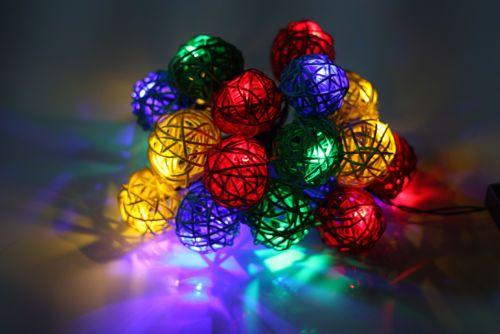 4M-20-RATTAN-BALLS-CHRISTMAS-STRING-PARTY-PATIO-FAIRY-WEDDING-LIGHTS-MULTI-COLOR