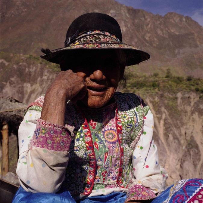 Arequipa Lady