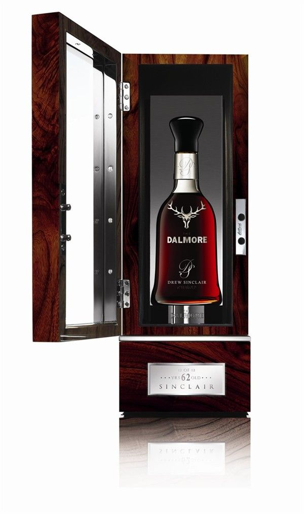 The Worlds most exspensive whisky, from Dalmore, 65 years old $1,300,000