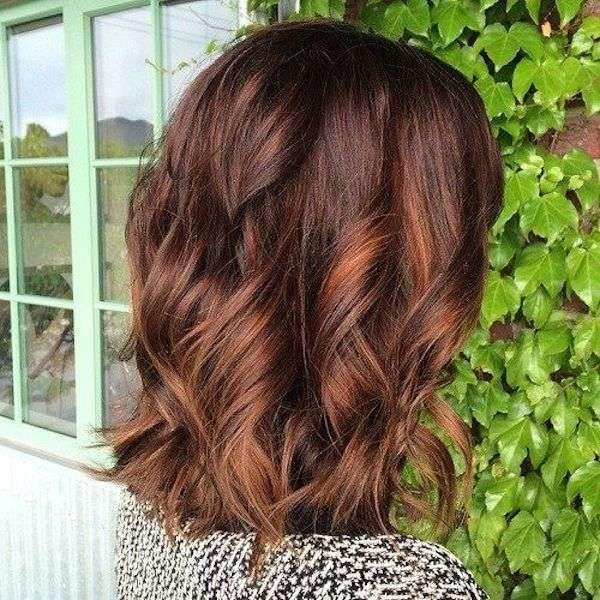 Shatush per capelli corti | Capelli con colpi di sole ...