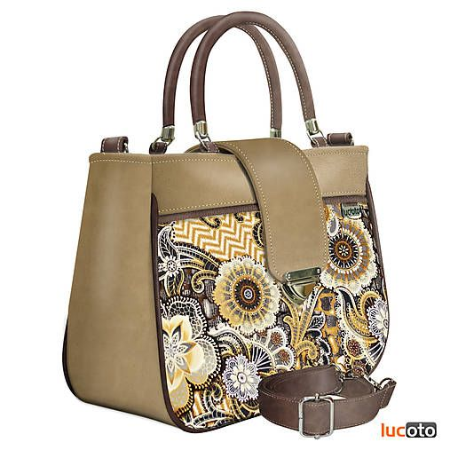 lucoto / Tootsi One Jungle beige and brown