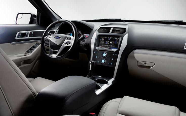 2012 Ford Explorer Interior 1500x