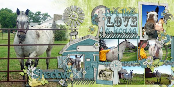 Cowgirl Chic by Wendy Tunison Designs  Gritty Grimy Grungy Goodness CU Template Pack by Inspired by You Designs