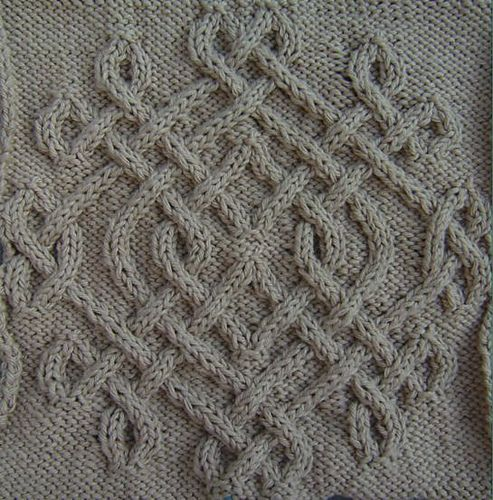 Ravelry: Celtic Snowflake (#14) pattern by Devorgilla's Knitting