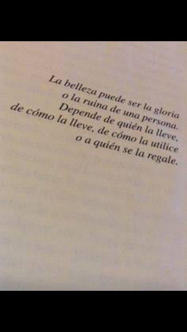"""La belleza puede ser la gloria o la ruina...- Jordi Sierra i Fabra Libro: """"Las chicas de alambre"""""""