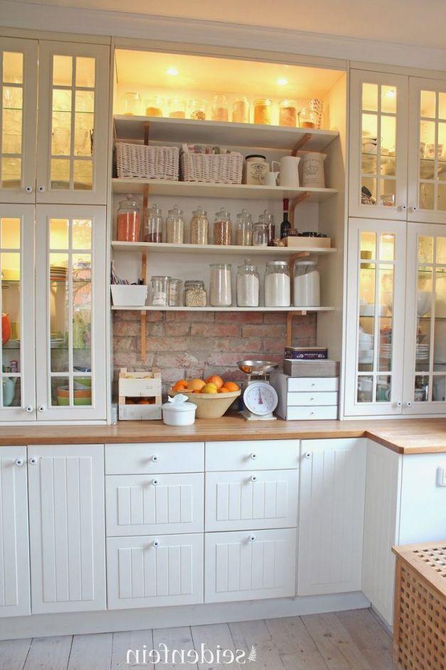 Küchenzeile landhausstil ikea  Die besten 25+ Ikea küche landhaus Ideen auf Pinterest | Weiße ...