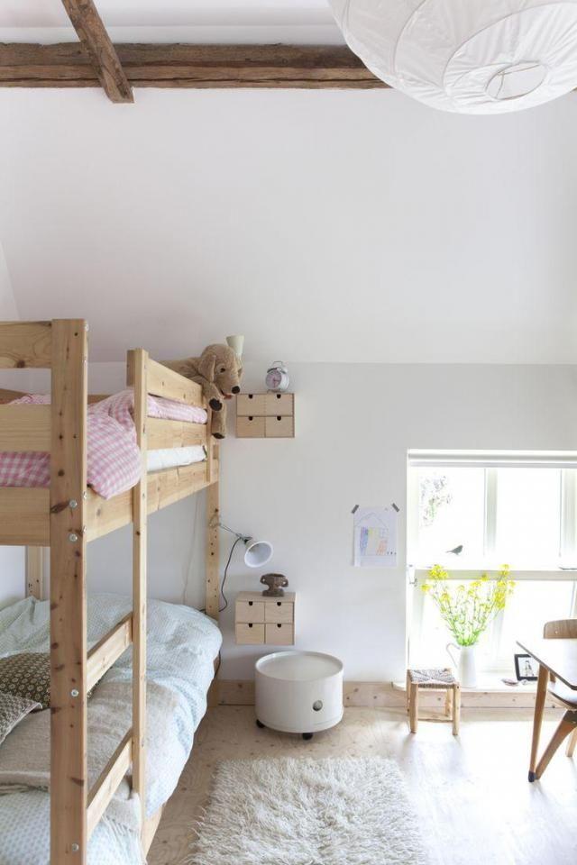 13 pomysłów na stylowy dziecięcy pokój. Urzekną Cię te wnętrza!