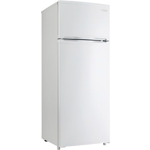Danby 7.3 Cu. Ft. Energy Star Apartment Refrigerator- White 56 x 21 x 22