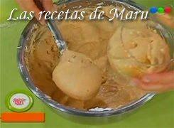 Las recetas de Maru Botana: Mousse de dulce de leche (para 6 porciones)