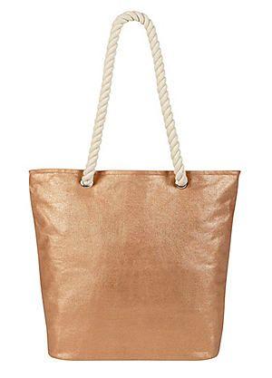 Metallic Effect Summer Tote Bag #Kaleidoscope #SS17 #fashion #inspo