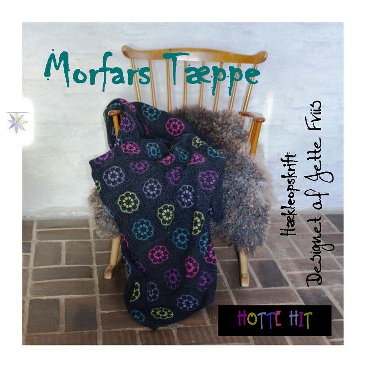 Morfars Tæppe. Se mere på http://www.hottehit.dk.