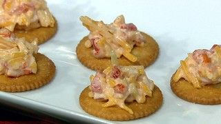 Carla Hall's Pimento Cheese Recipe | The Chew - ABC.com