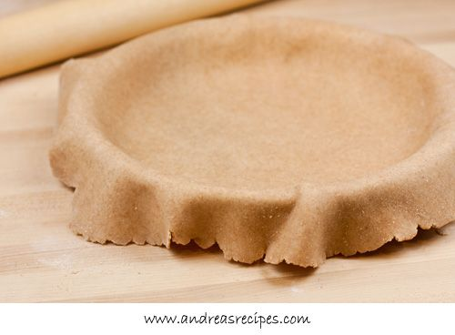 Whole Wheat Pie Dough - king arthur flour whole grain baking.........going to try this with my chicken pot pie recipe!