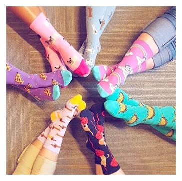 Christmas Sock Subscriptions - Say it with a Sock