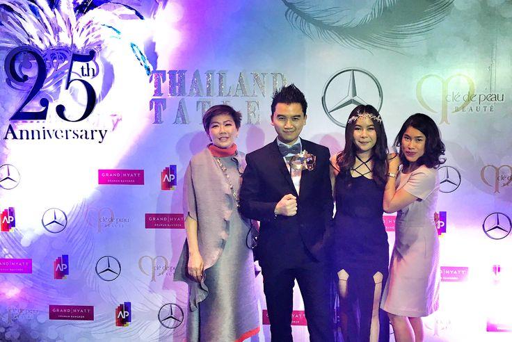 25th anniversary gala dinner of Thailand Tatler #THTatlerBall2016