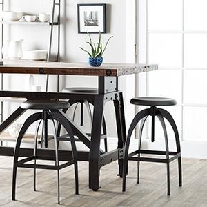 Shop For Sunpan Colby Adjustable Stool. Get Free Shipping At Overstock.com    Your · Furniture OutletOnline ...