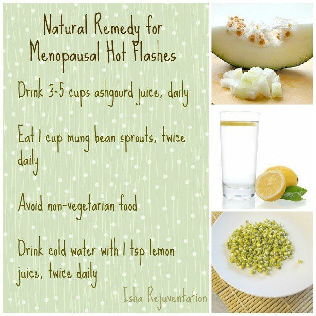 Natural Remedy for Hot Flashes    http://www.ishafoundation.org/us/blog/