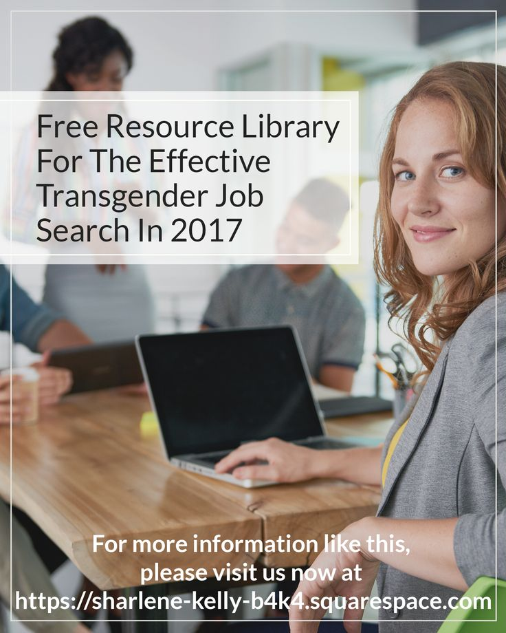 Free Resources For Job Seekers: 178 Best Pre / Post Transitioning MTF
