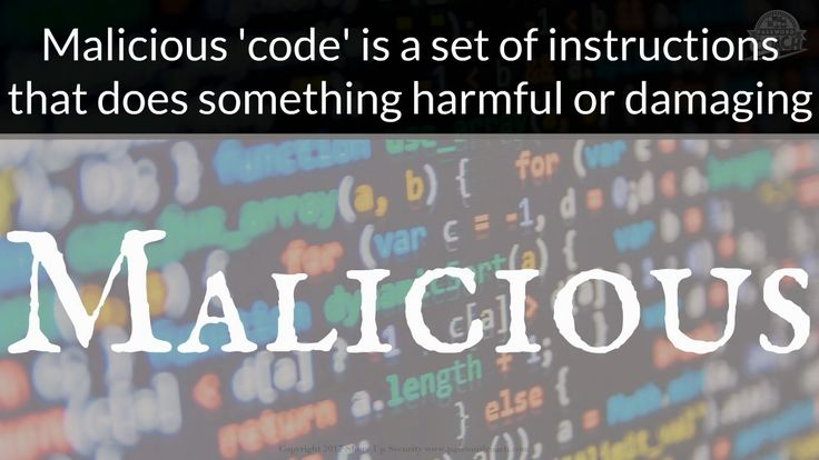 Malicious computer 'code' is a set of instructions that tells a computer to do something malicious – like installing a virus (e.g. ransomware).  Excerpt from Module 7 – How to spot and avoid dangerous attachments: https://youtu.be/GGQgOd_e4fs #home #smallbiz #cybersecurity #free