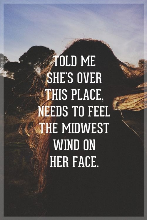 I never find much about the midwest as calling to the inner spirit. Most of what we see is coastal.