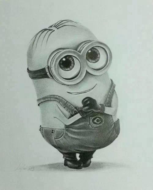Minion draws *-*