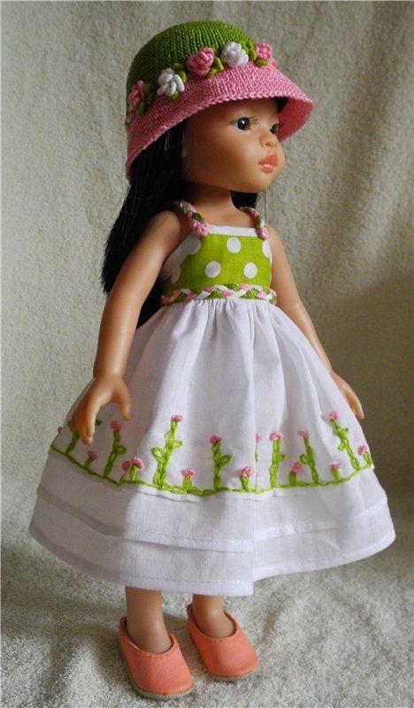 Новенькая колекция на Paola Reina / Одежда и обувь для кукол - своими руками и не только / Бэйбики. Куклы фото. Одежда для кукол