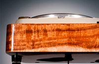 WOODSONG AUDIO: Fine Crafted One-of-a-Kind Turntable Plinths