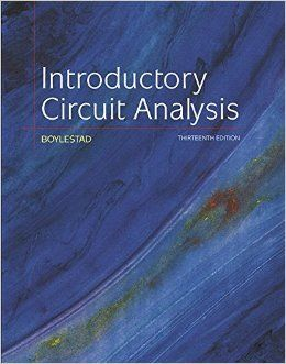 introductory circuit analysis by robert l boylestad electrical