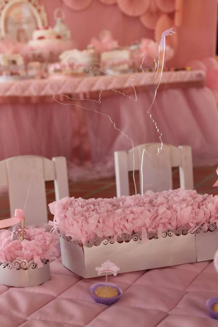 Pink Party aniversário da bailarina via Idéias do partido de Kara |. Kara'sPartyIdeas com # # Ballet PartyIdeas # Suprimentos # Girl # Pink (8)