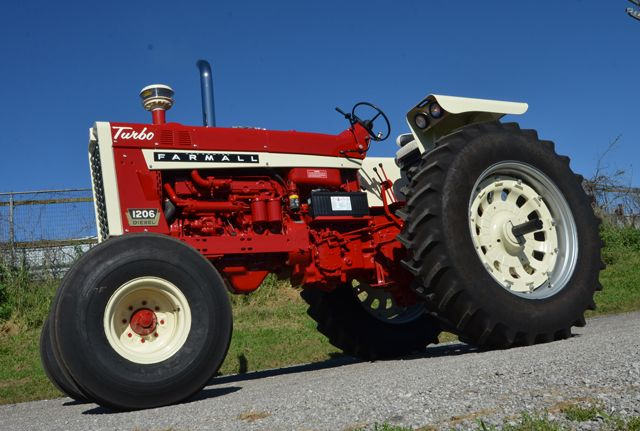 Hot Rod Farmall 1468 General Ih Red Power Magazine Community