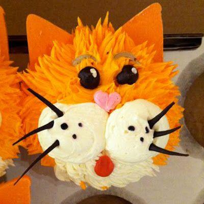 Best 25 Cat Cupcakes Ideas On Pinterest Kitty Cupcakes