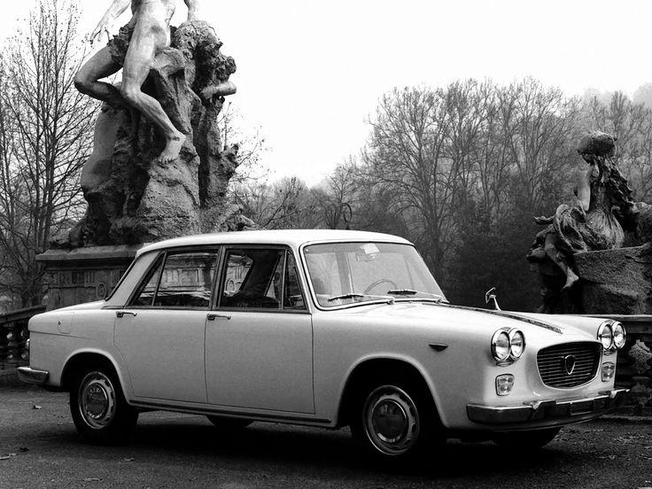 Lancia Flavia Berlina (815) '1960–67